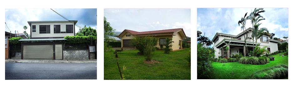 Casas en San Carlos y la zona norte de Costa Rica. Clic Aquí Ya!