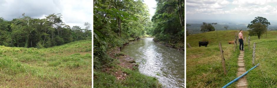 Fincas en San Carlos y Zona Norte de Costa Rica. Clic Aquí!